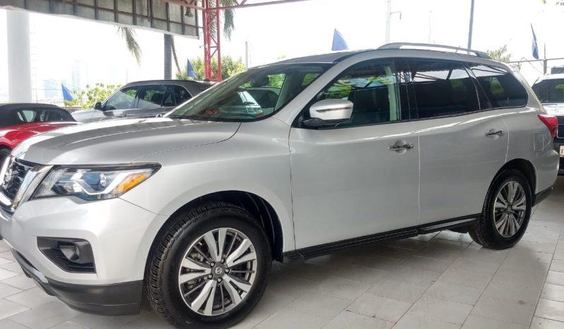 Nissan Pathfinder Advance 2017 full
