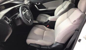 Honda Civic Coupe 2014 full