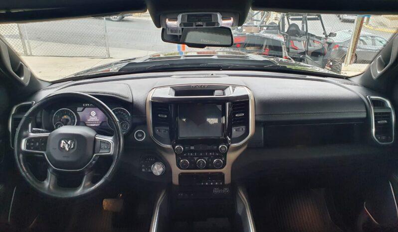 Dodge RAM Laramie 2019 full