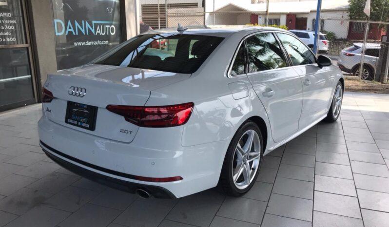 Audi A4 S Line 2017 full