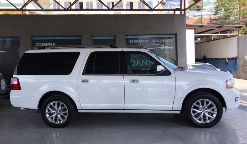 Ford Expedition Limited Edition 2016 full