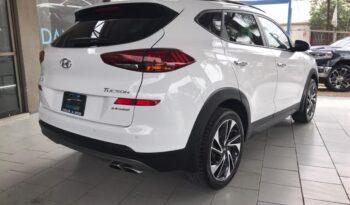 Hyundai Tucson Limited Tech 2019 full