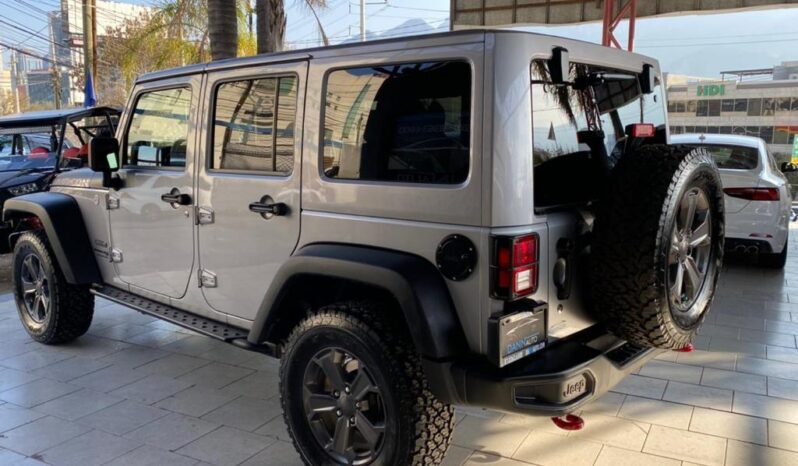 Jeep Wrangler Unlimited Rubicon 2018 full