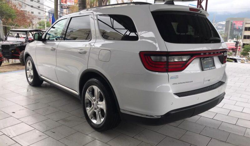 Dodge Durango Limited 2014 full