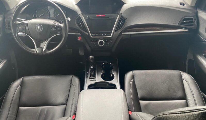 Acura MDX Tech 2014 full