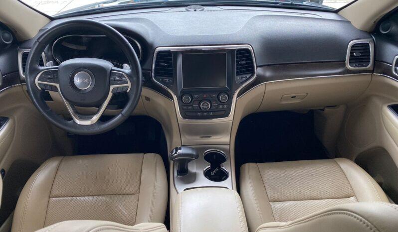 Jeep Grand Cherokee Limited Lujo 2014 full