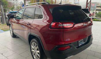 Jeep Cherokee Limited Plus 2017 full