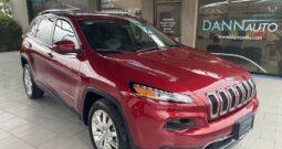 Jeep Cherokee Limited Plus 2017