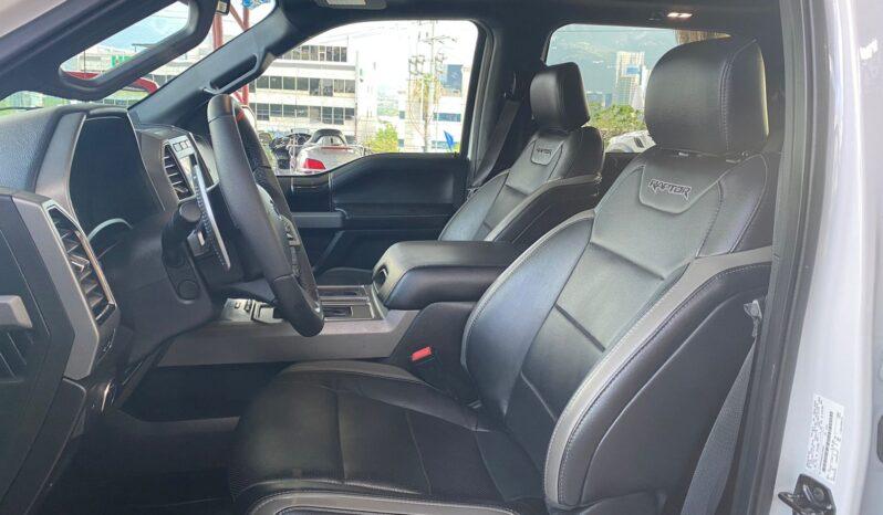 Ford Lobo SVT Raptor 2018 full