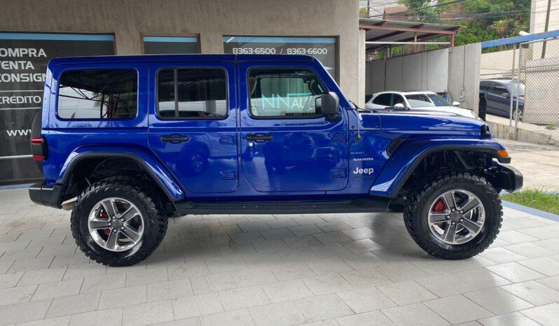 Jeep Wrangler Unlimited Sahara 2019 full