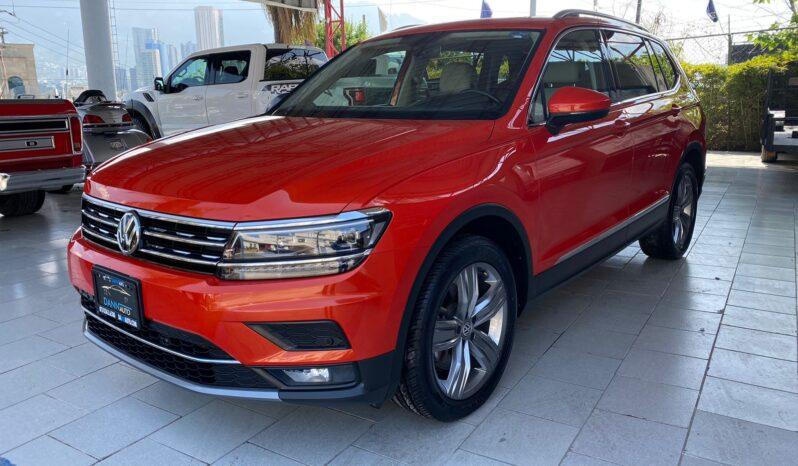 Volkswagen Tiguan Highline 2019 full