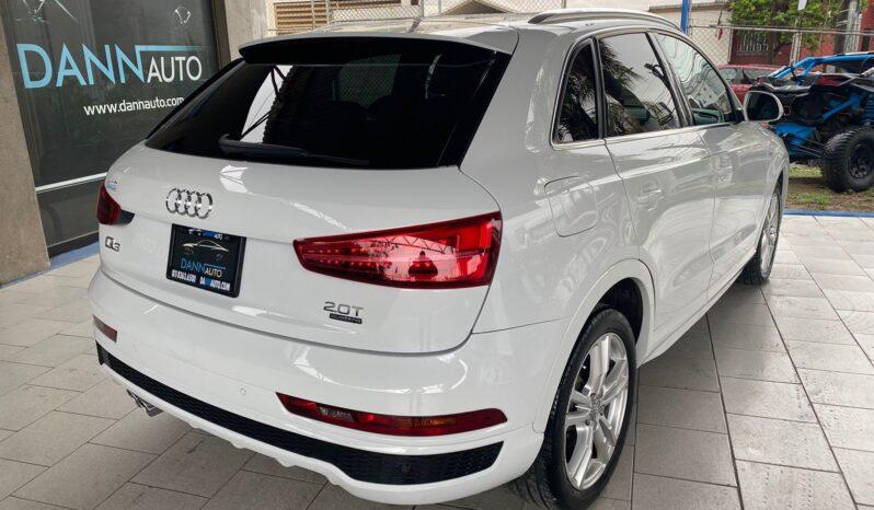Audi Q3 S Line 2016 full