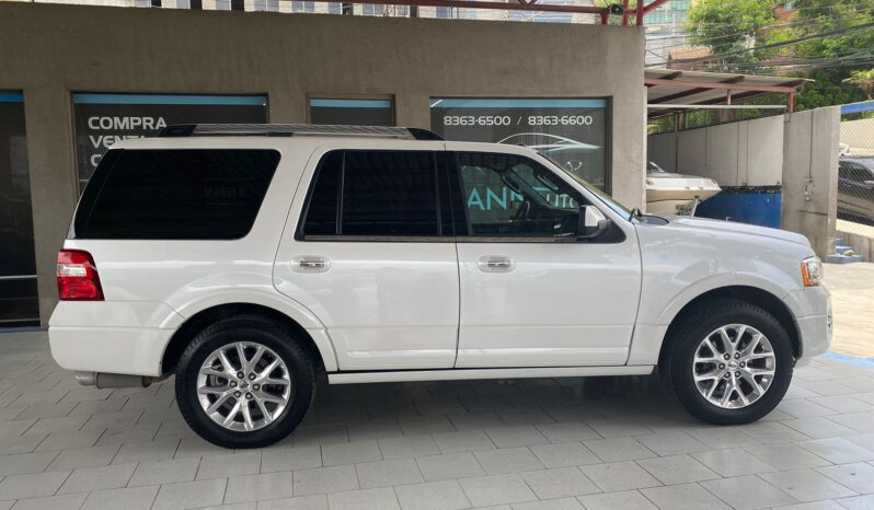 Ford Expedition Limited 2016 full
