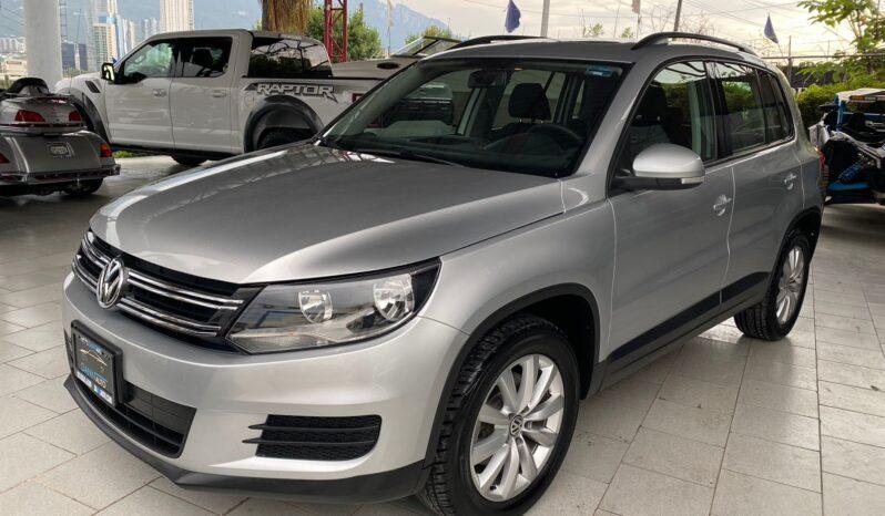 Volkswagen Tiguan Sport & Style 2014 full
