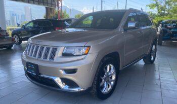 Jeep Grand Cherokee Summit 2015 full