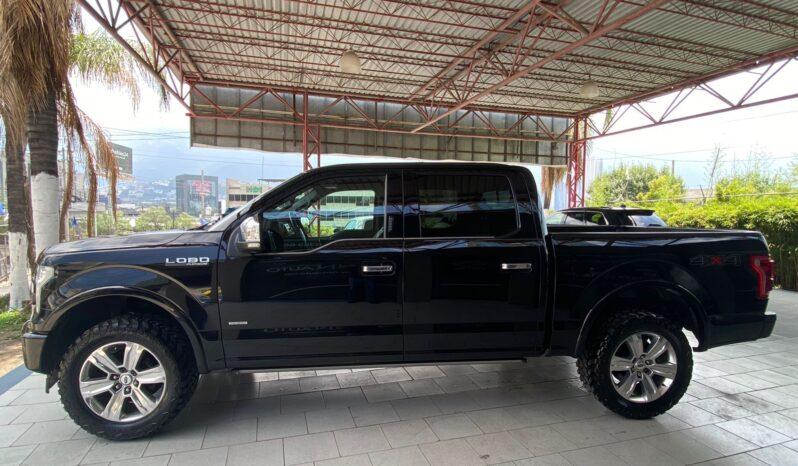 Ford Lobo 2017 full