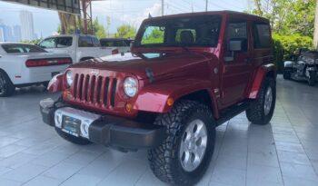 Jeep Wrangler Sahara 2013 full