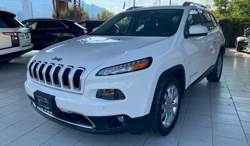 Jeep Cherokee Limited Premium 2016 full