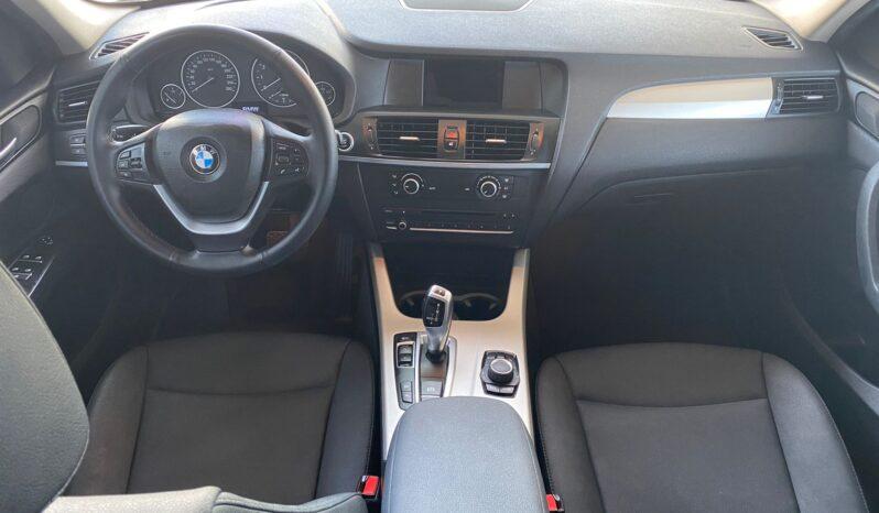 BMW X3 2014 full