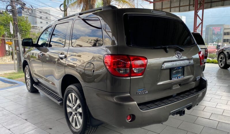 Toyota Sequoia Limited 2010 full